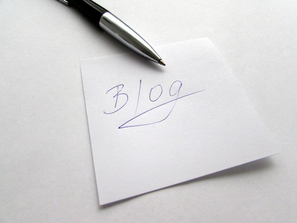 methode blogging