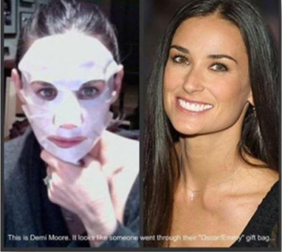 It Works : Demi Moore une des ambassadrices