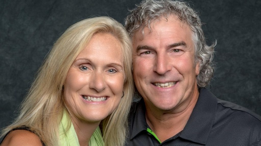It Works : Le couple de fondateurs
