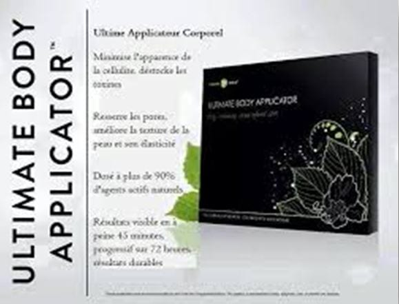 ItWorks et son produit pour le corps : Ultimate Body Applicator