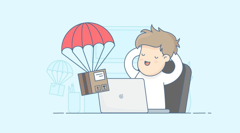 """Dropshipping : la """"nouvelle"""" façon de faire du e-commerce."""