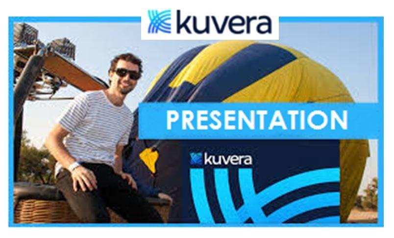 Historique de l'entreprise Kuvera