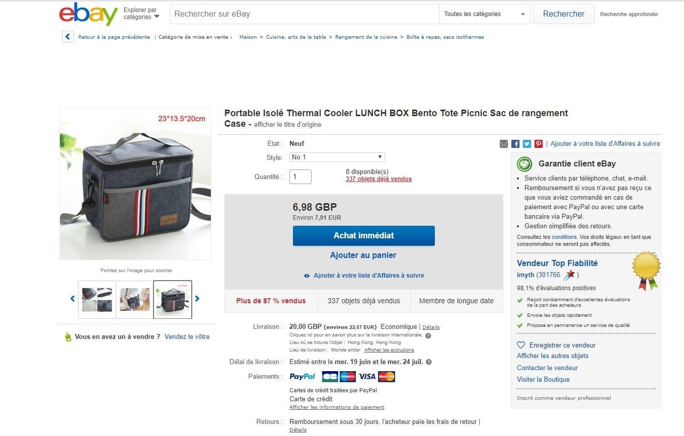 Comment bien vendre eBay ou LeBoncoin ?