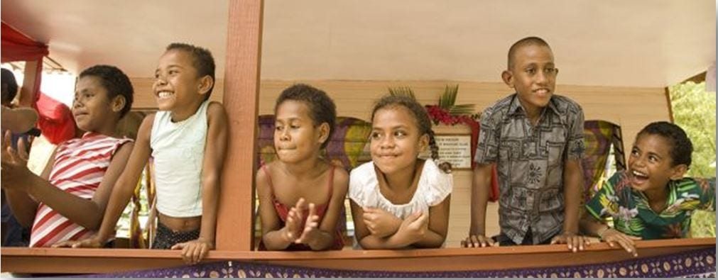 Nourish The Children, association de Nu-Skin