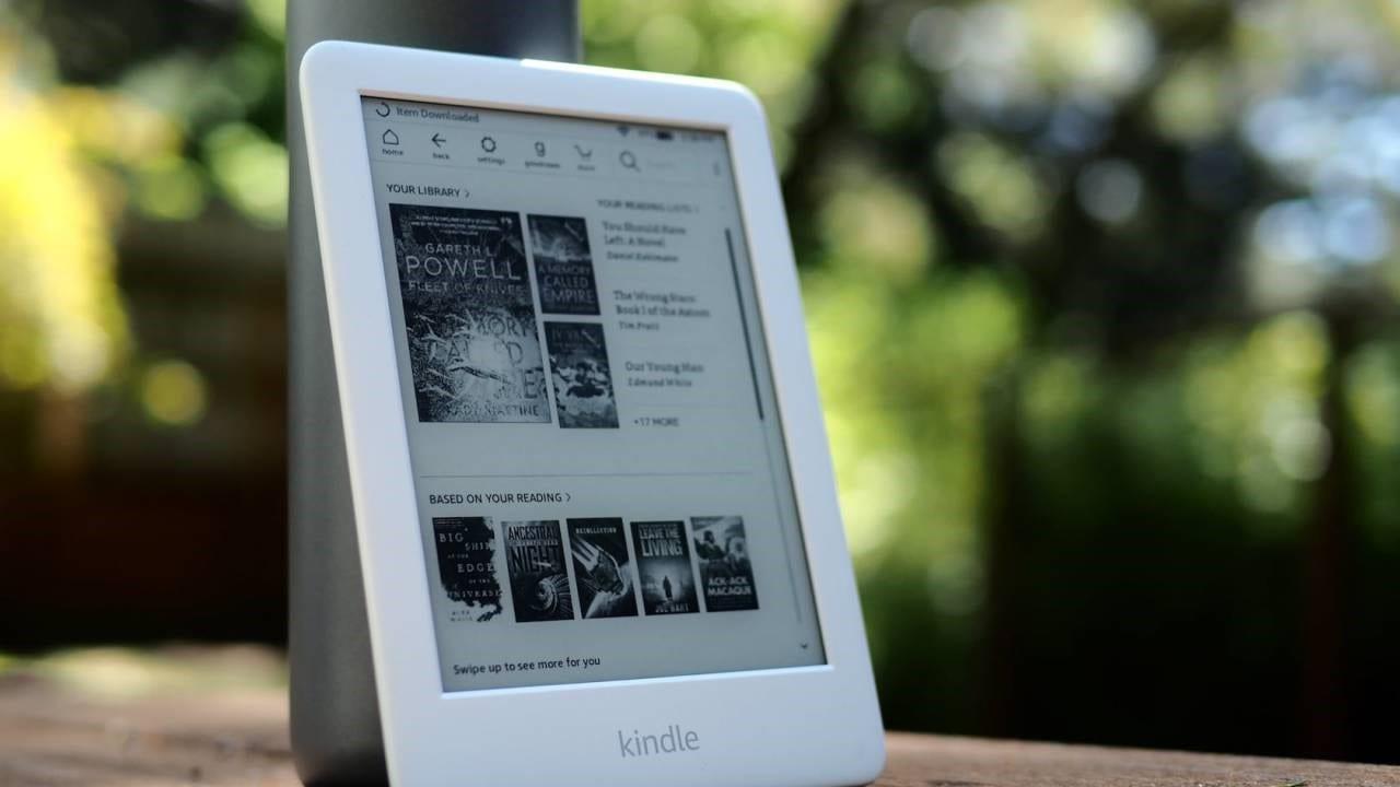 Gagner de l'argent sur internet avec Kindle